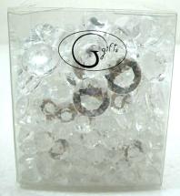 Glazen/acryl decoratie